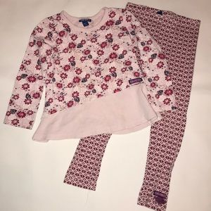 Naartjie Outfit Top/Pants Set 4T